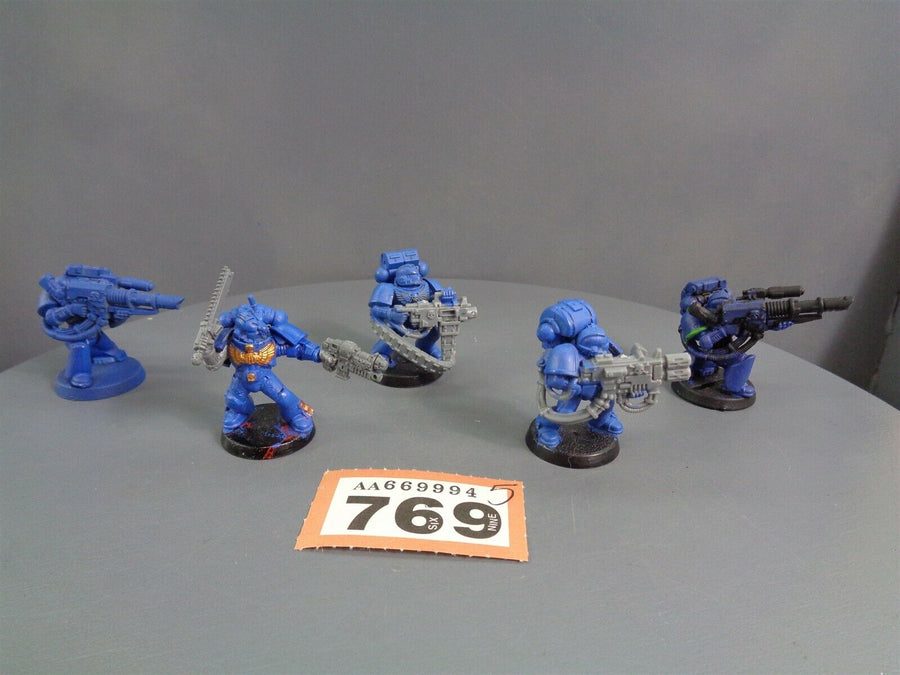 Space Marines Devastators Squad 769