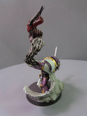 Warhammer Chaos Forge World Event Traitor Librarian Cataphractii Armour 654