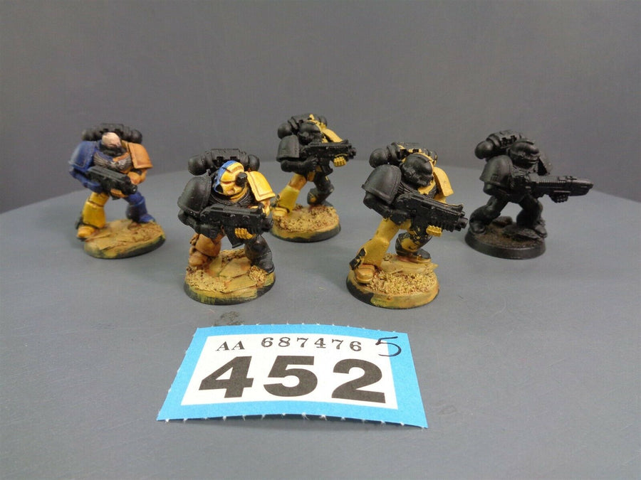 Space Marines Combat Squad 452