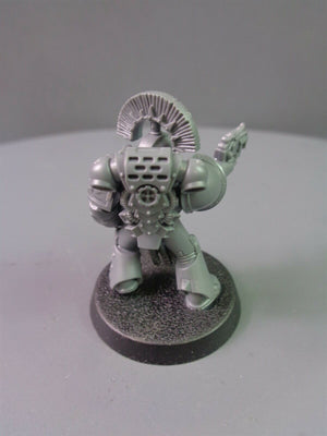 Space Marines Commander Captain 513