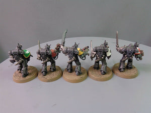 Deathwatch Kill Team Vets