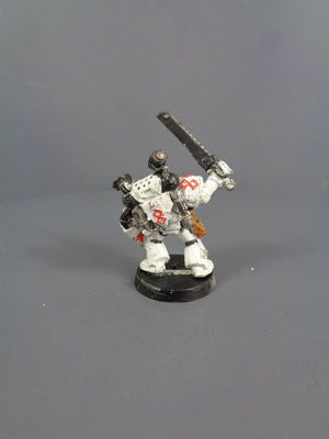 Space Marines Metal Apothecary 980