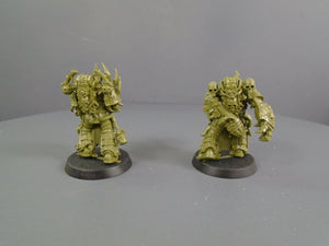 Death Guard Plague Marines (943 +946)