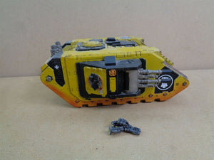 Forge World Imperial Fists MKIIB Land Raider