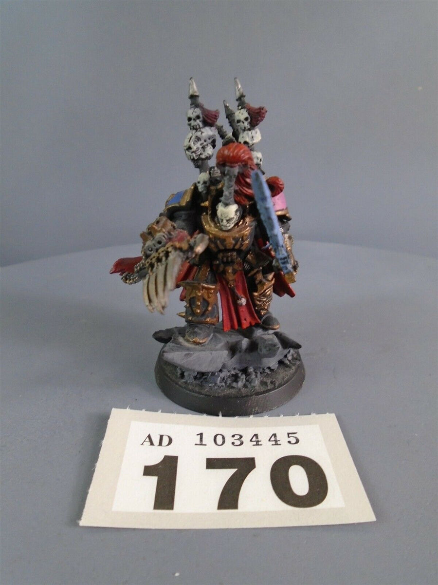Terminator Sorcerer Lord Abaddon conversion 170