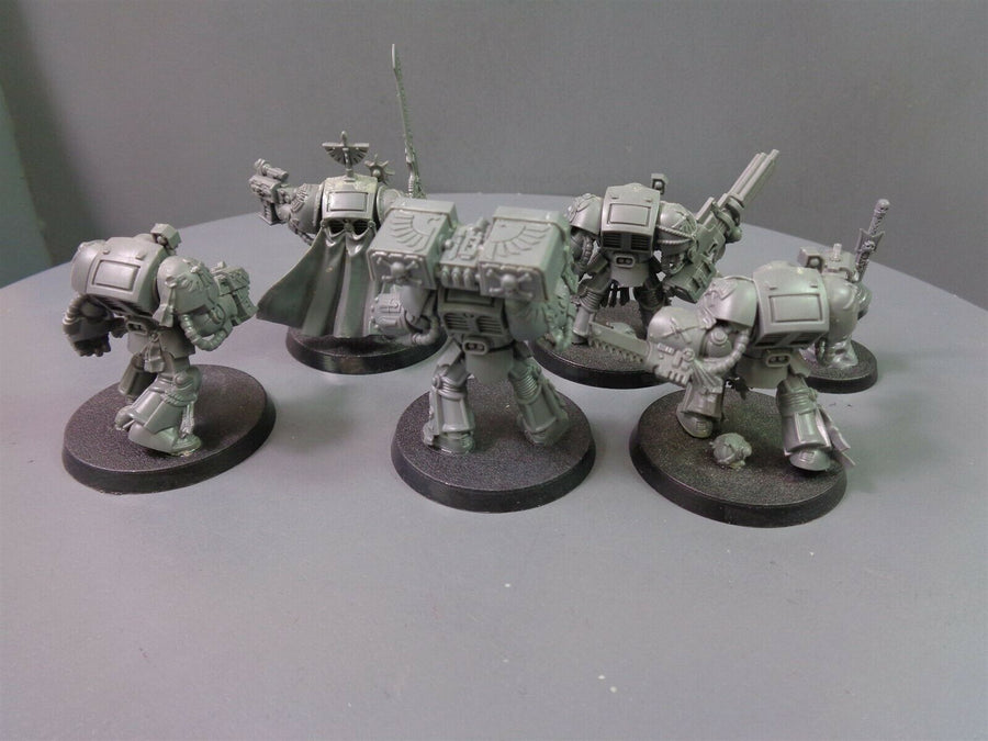 Dark Angels Deathwing Terminators Squad