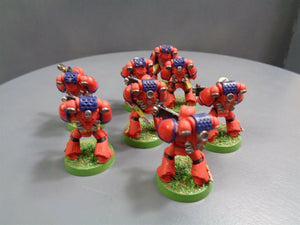 Space Marines Tactical Squad 876