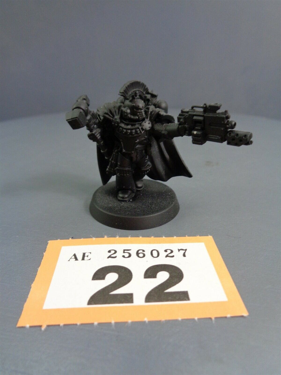 30,000 Space Marines Heroes Calth Chaplain Captain 22