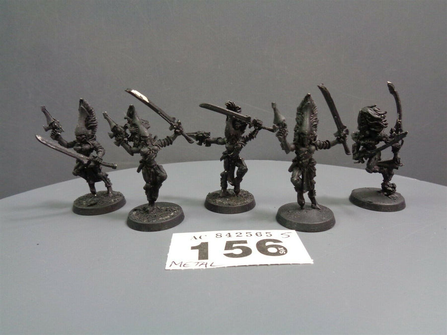 Eldar Craftworlds Metal Howling Banshees with Exarch 156