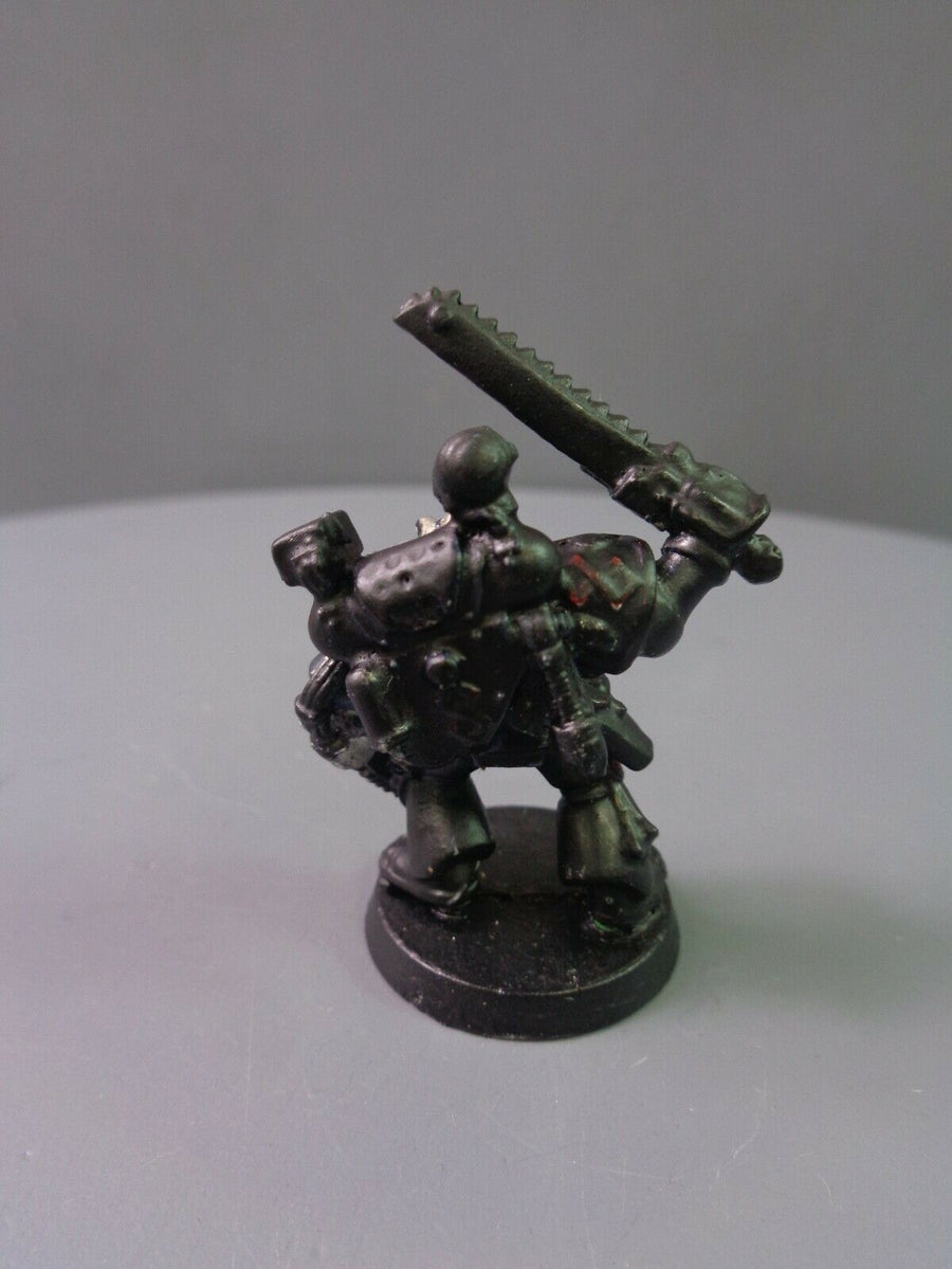 Space Marines Metal Apothecary 643
