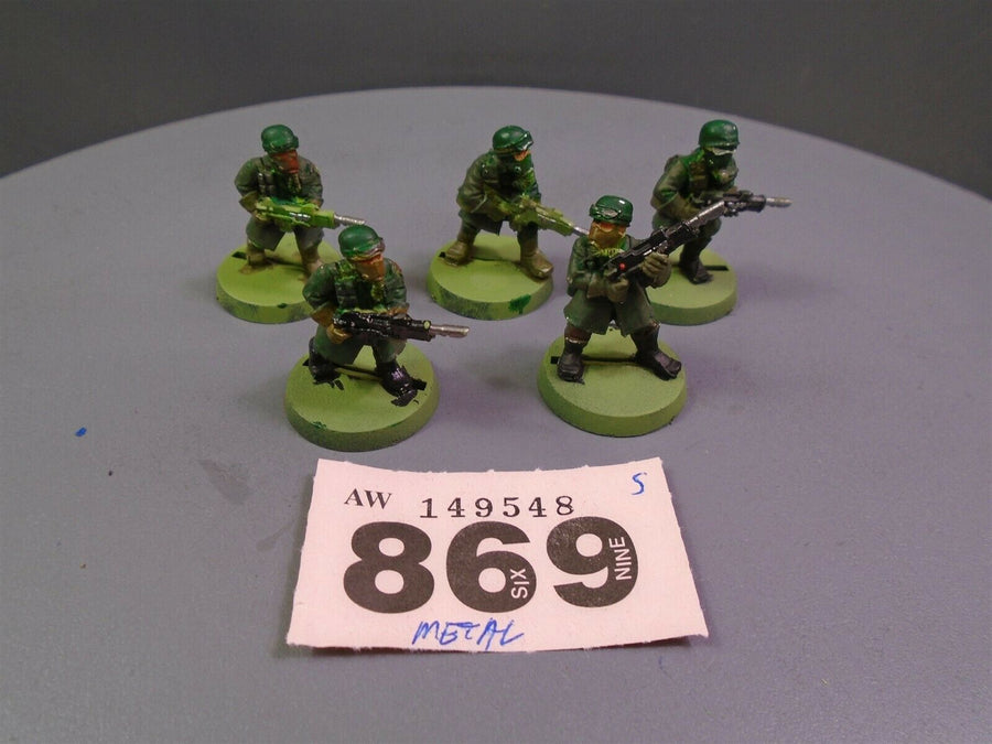 Steel Legion Troopers 869
