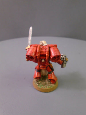 Space Marines Company Champion / Vet Sergeant Jump Pack 962