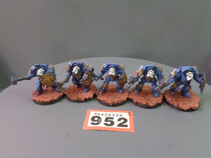 Ultramarines Terminators Squad 952