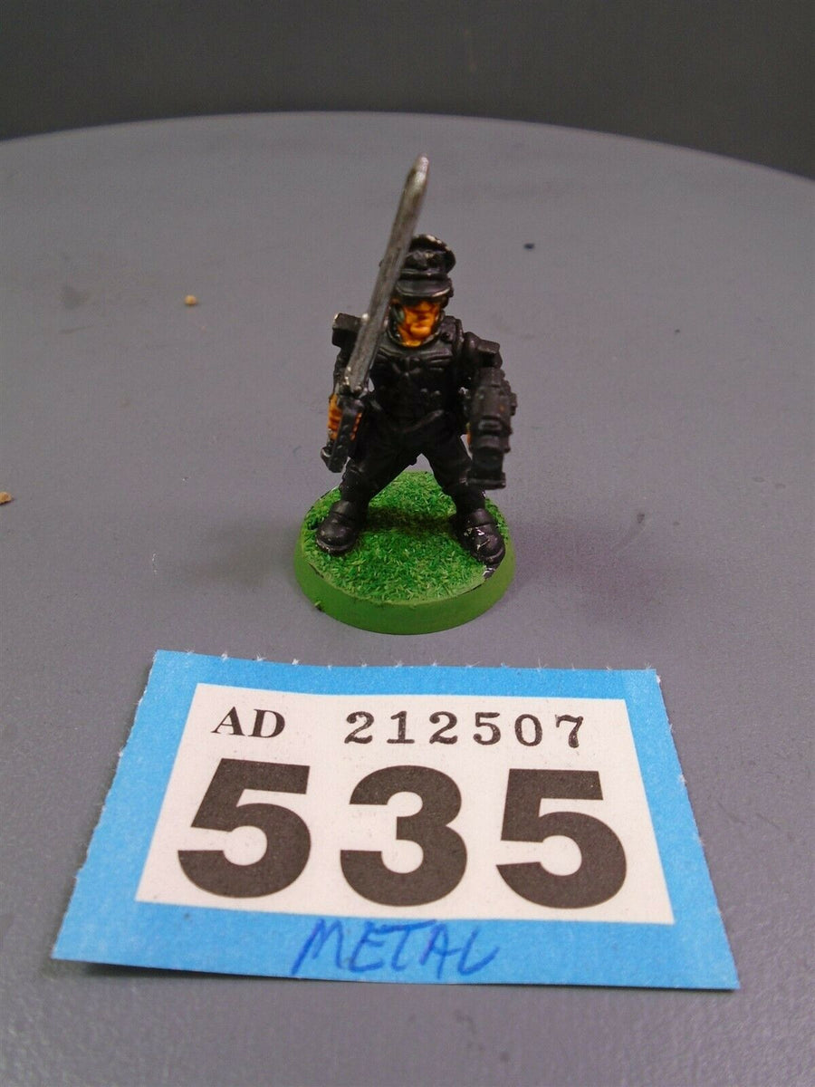 Army Commissar Officer 535