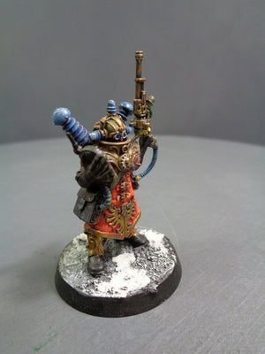 Kill Team Rogue Trader Larsen van der Grauss Lectro-Maester Tech Priest 111