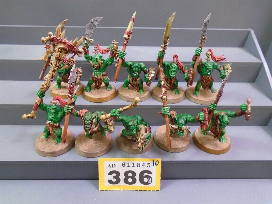 Savage Orruk Morboys