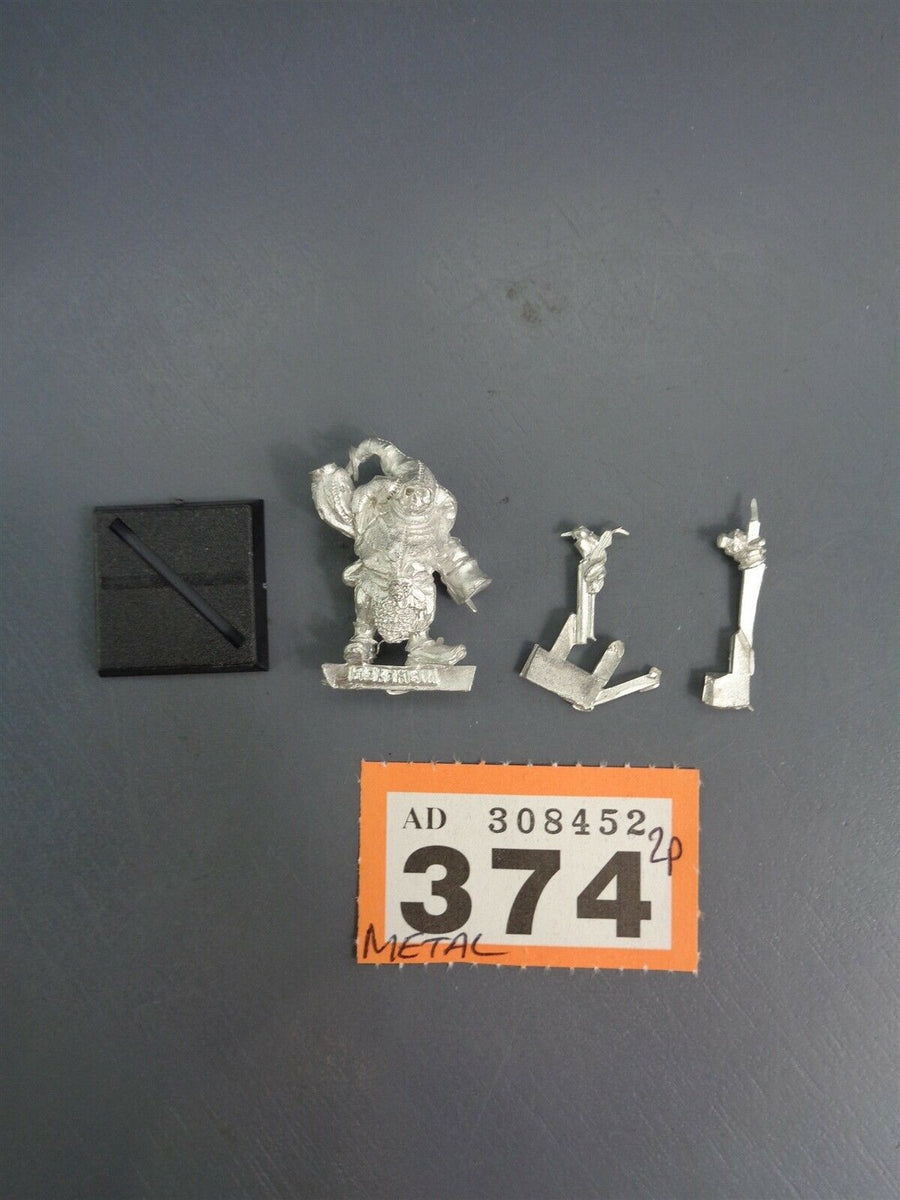 Games Workshop Mordheim Carnival of Chaos Jester 374