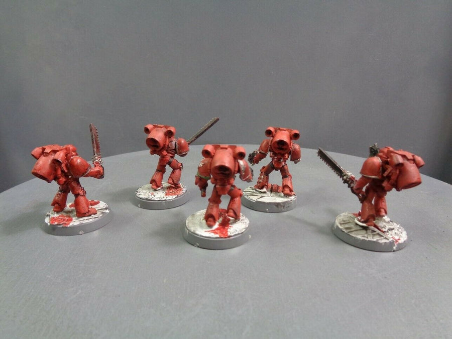 Forge World Blood Angels Assault Squad