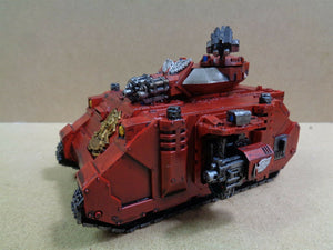 Blood Angels Baal Predator