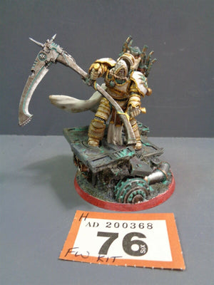 Space Marines Forge World Mortarion the Reaper Primarch Death Guard 76