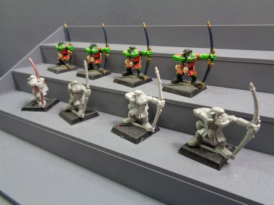 Games Workshop Warhammer Quest Age of Sigmar Orc Archers 605