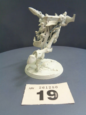 Eldar Craftworlds War Walker 19