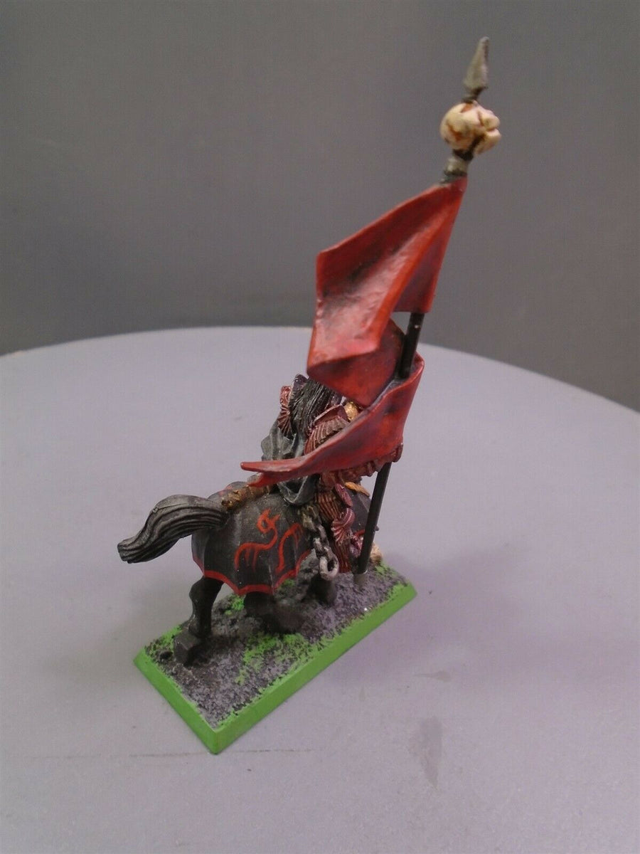 Mounted Blood Dragons Lord Standard 196