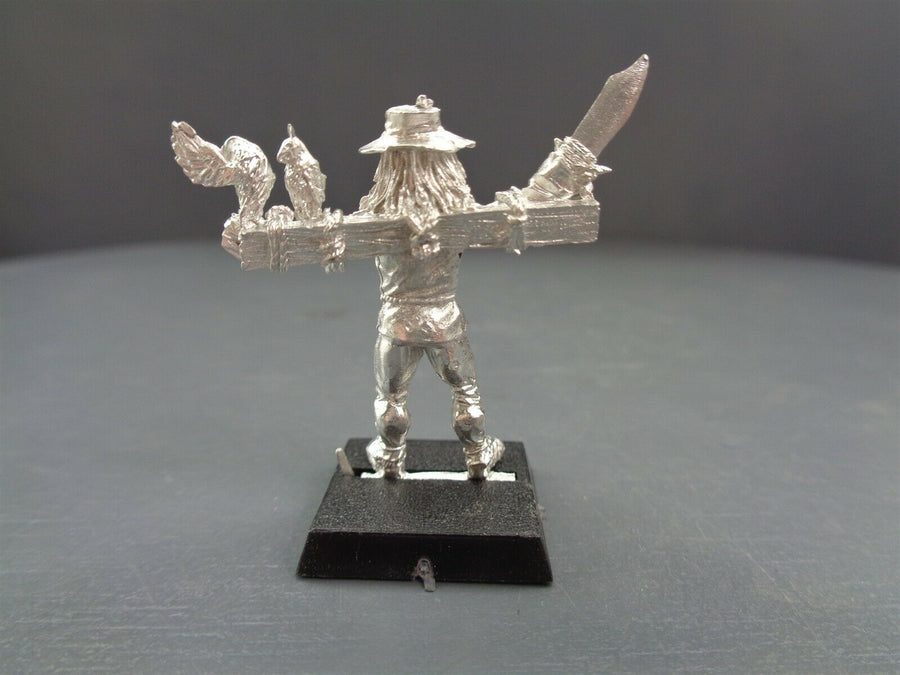 Games Workshop Mordheim Frenzied Mob Villager Scarecrow Scarecrowman 145
