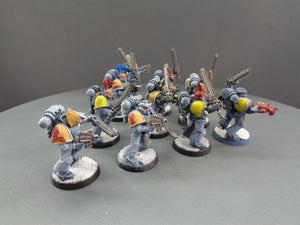 Space  Wolves Wolf Blood Claws Pack 702