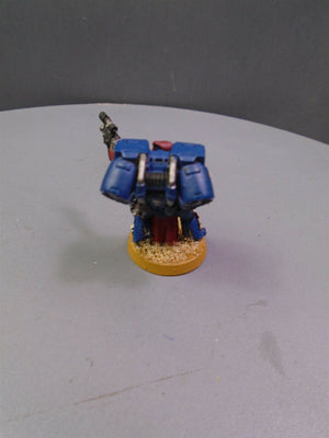 Space Marines Metal Vet Sergeant Jump Pack 621