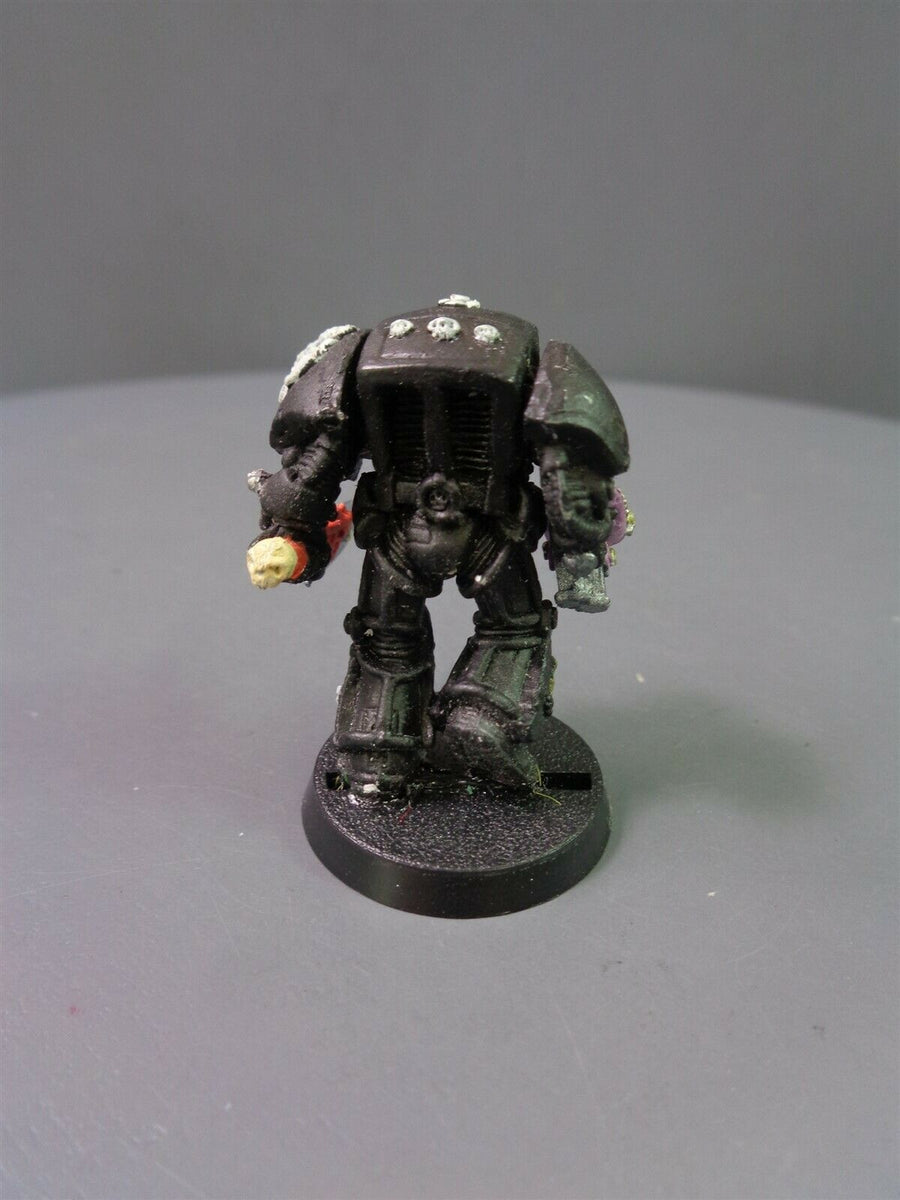 Space Marines Metal Terminator Librarian 208