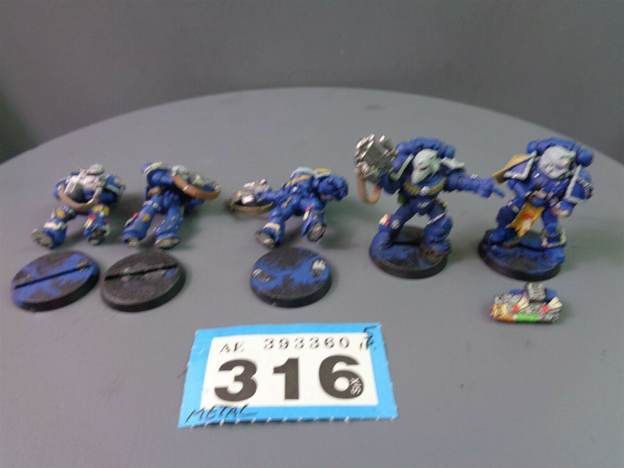 Space Marines Metal Sternguard Veterans 316