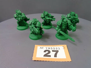 Space Marines Sternguard Veterans Vets Squad 27