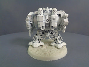 Space Marines Venerable Dreadnought Forge World Plasma Cannon 77