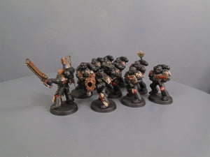 Dark Angels Ravenwing Fallen Tactical Squad