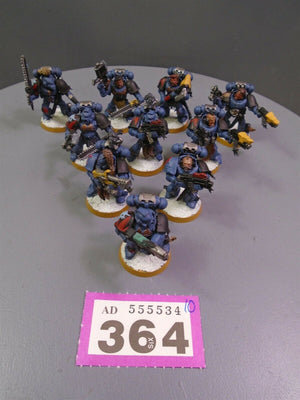 Space  Wolves Wolf Pack 364