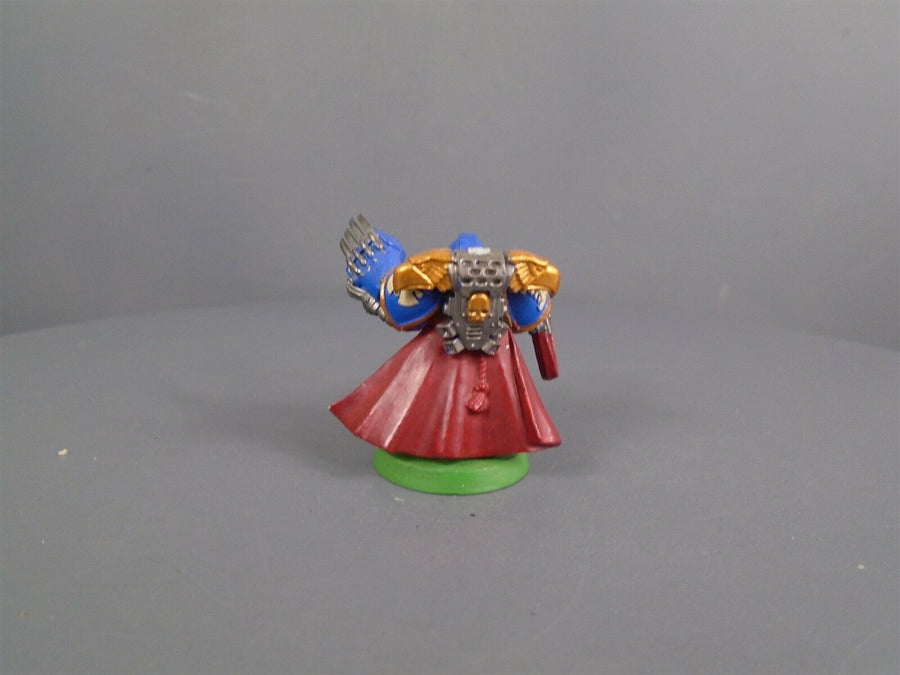 Space Marines Commander Captain 461