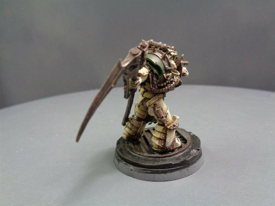 Space Marines Forge World Calas Typhon First Captain Death Guard 175