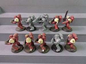 Space Marines Tactical Marines 400