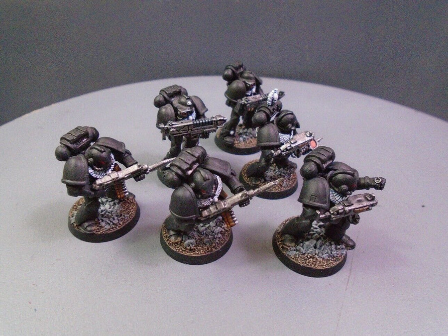 Space Marines Metal Tactical Marines 750