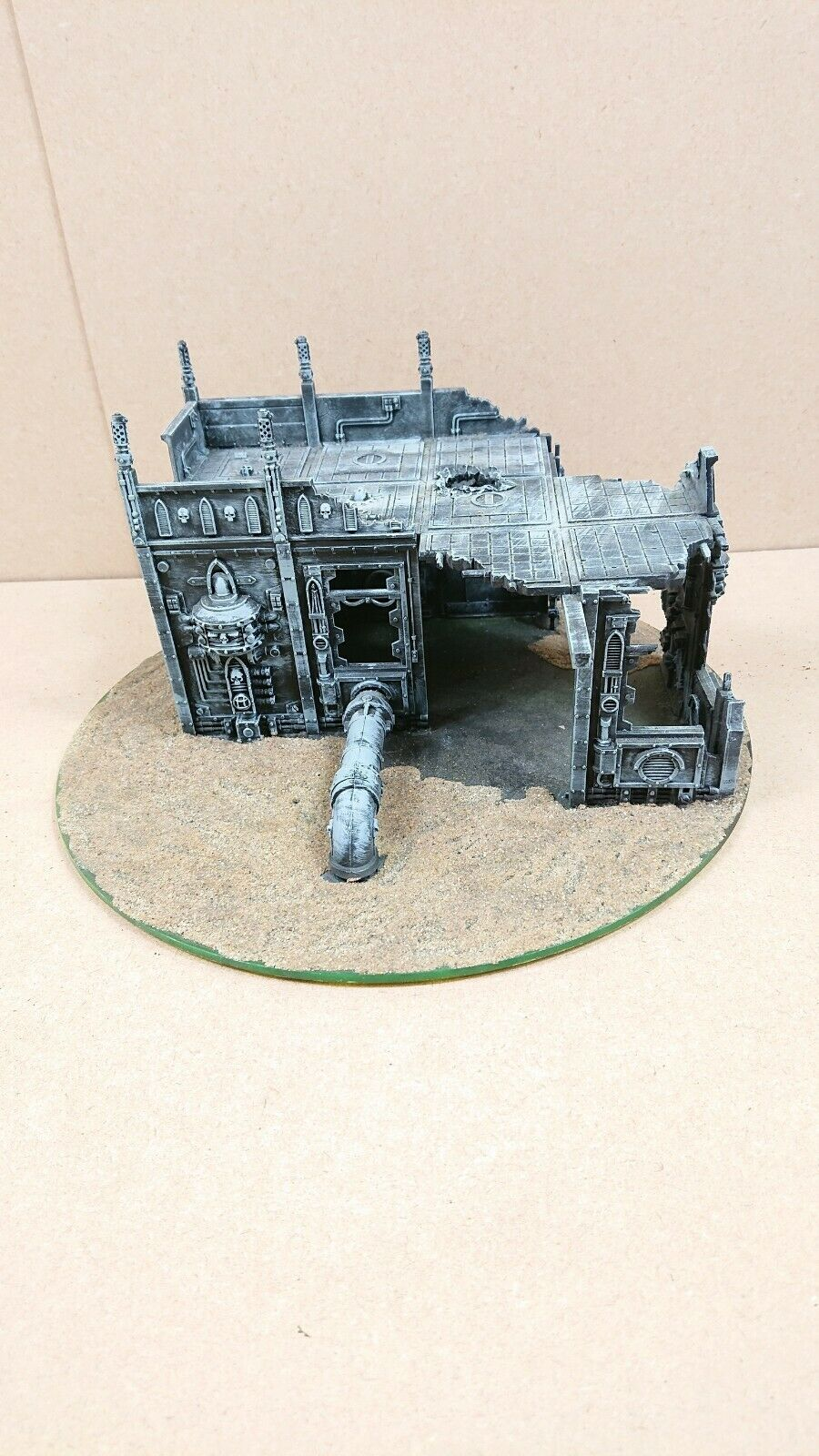 Warhammer 40,000 Cities of Death Scenery Terrain Imperialis Buildings 735