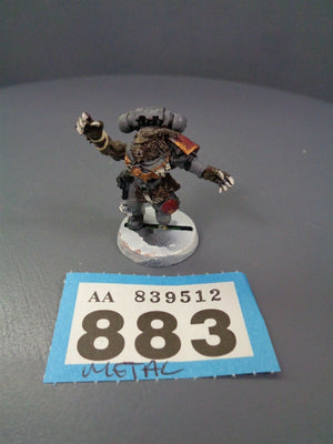 Space  Metal OOP Space Wolves 13th Company Wulfen 883