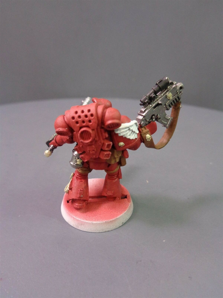 Space Marines Vet with Chainsword 203
