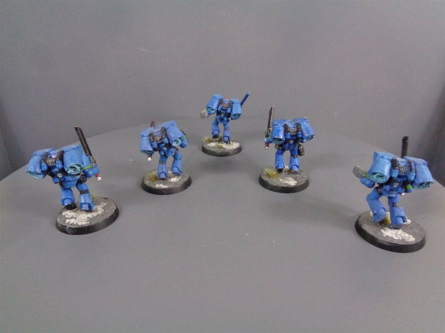 Ultramarines Assault Squad 914