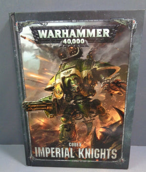 Imperial Knights 8th Ed Codex