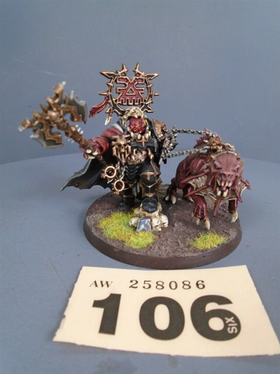Korghos Khul Mighty Lord of Khorne
