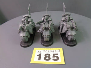 Ravenwing Black Knights Bikers Bike Squad 185