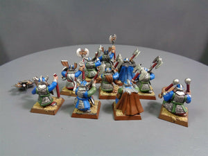 Clansmen Warriors Longbeards 176