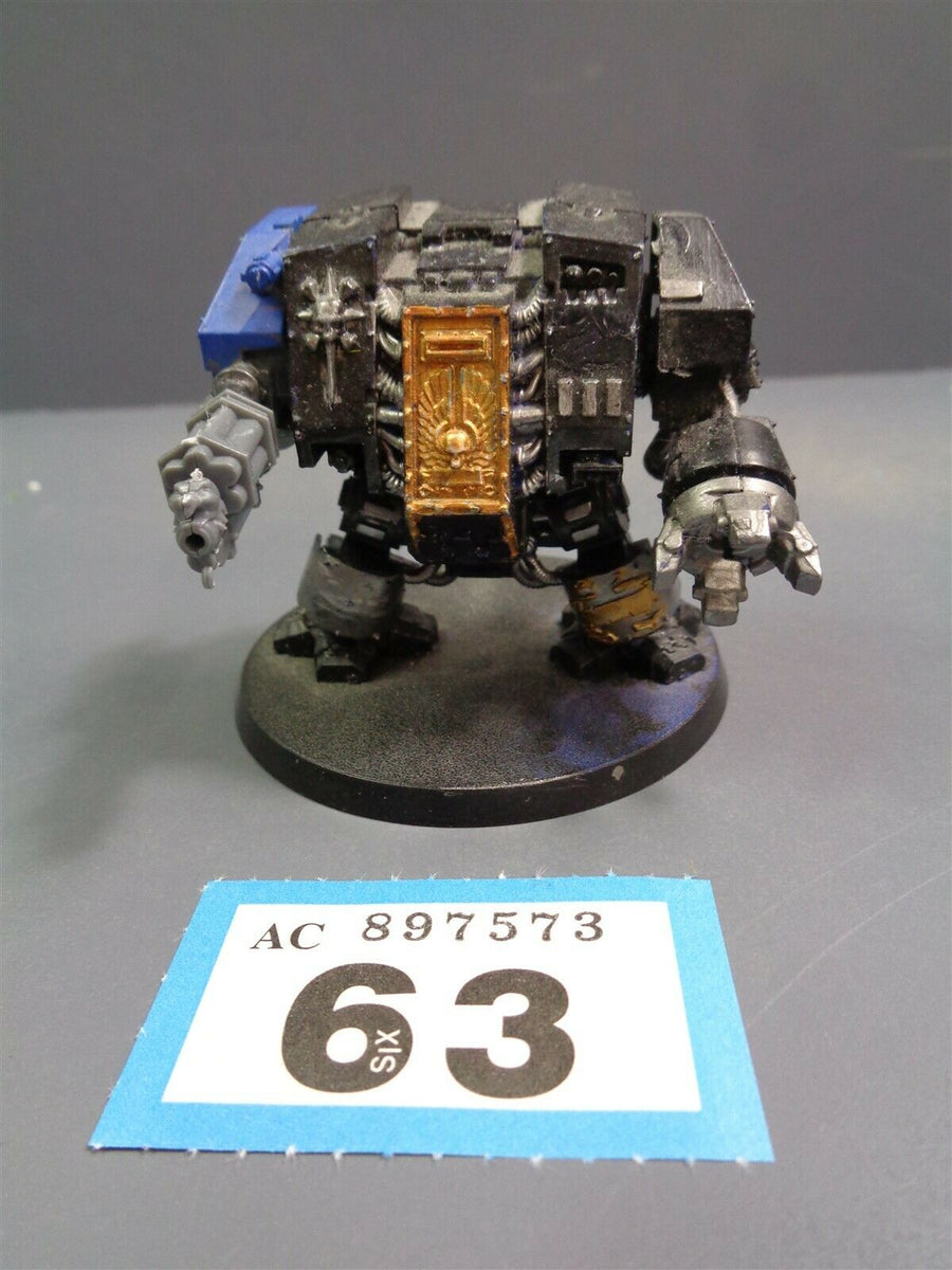 Space Marines Dreadnought 63
