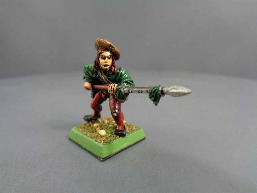Games Workshop Mordheim Reiklander Youngblood 366